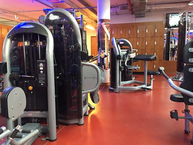 Trójmiejskie siłownie - Jatomi Fitness /CH Klif