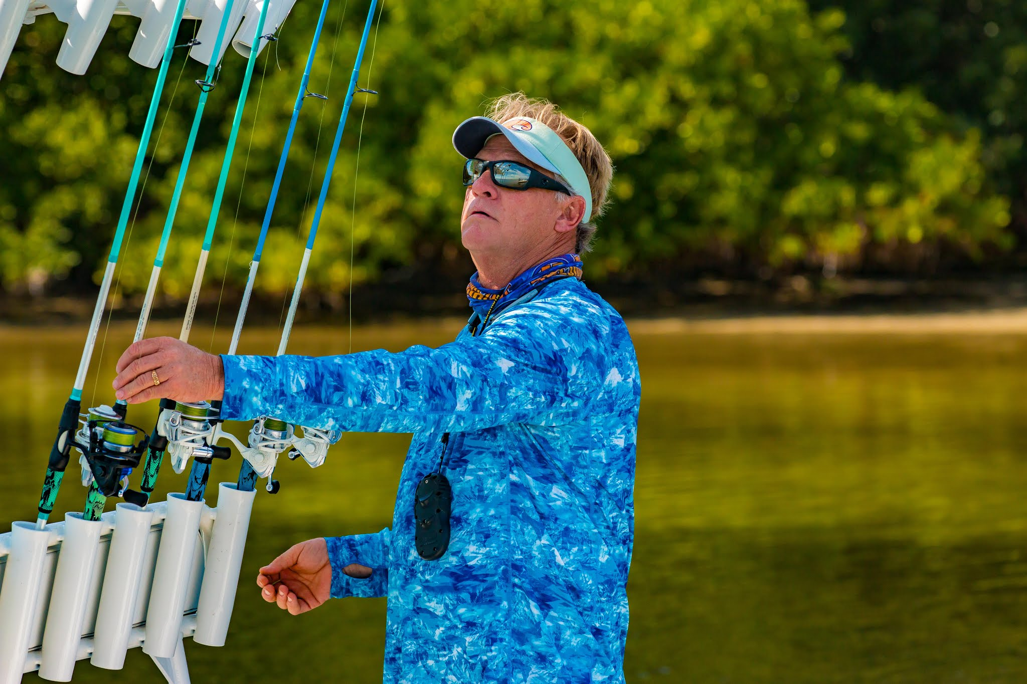 Capt Blair Wiggins from Addictive Fishing TV