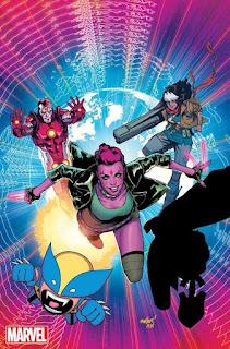 Comic: Exiles, la nueva serie de los Exiliados de Marvel Comics
