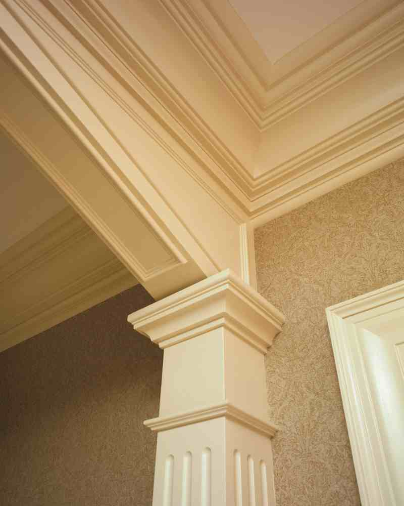 Old Fashioned Wall Molding Design Ideas Motif - The Wall Art ...