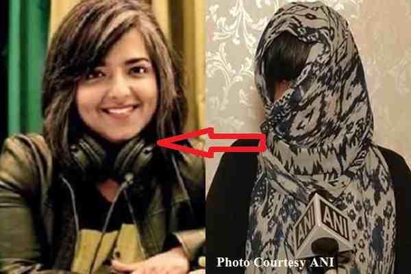 नकाब उतारकर बोली IAS की बेटी 'मैं क्यों छुपाऊं अपना चेहरा, BJP अध्यक्ष का बेटा है तो क्या हुआ'