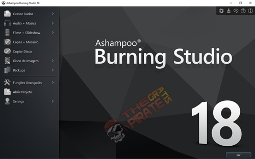 Download Ashampoo Burning Studio 18 + Crack PT-BR via Torrent