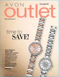 Avon Outlet Campaign 20 9/2/17 - 9/15/17