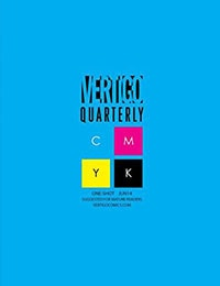 Vertigo Quarterly CMYK