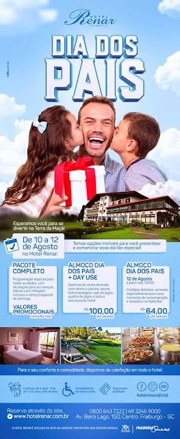 Hotel Renar-Divulgação Falando de Turismo