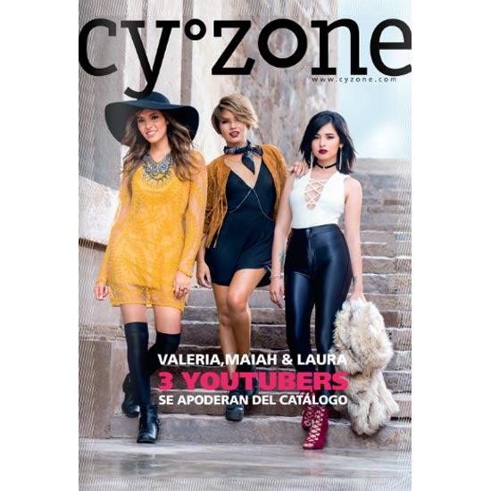 Cyzone 2016 C 09 Cat Logo Mayo Lo Vi Y Lo Quiero