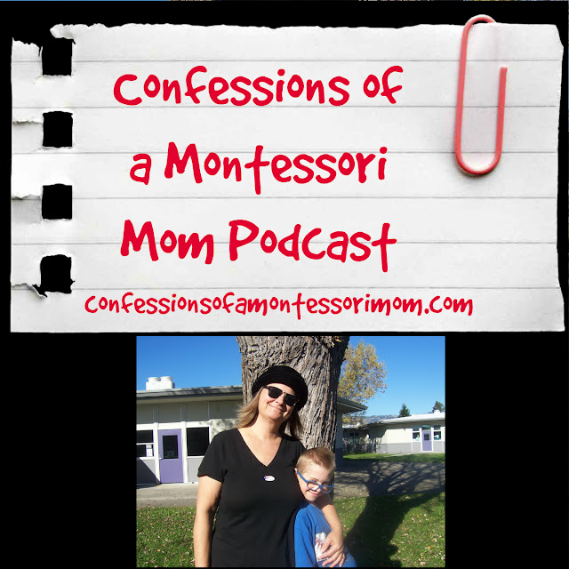 How to subscribe to the Confessions of a Montessori Mom Podcast