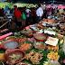 Teluk Jolilo Mengadakan Pesta Makanan Tradisional 2019