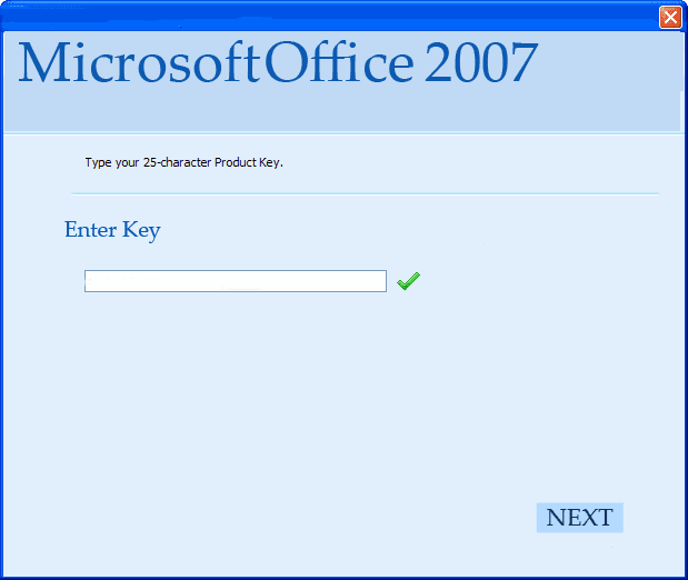 Download Crack Software: Microsoft Office 2007 Product Key