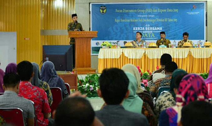 Tingkatkan Pelayanan, Cakka Evaluasi Kinerja SKPD di Luwu