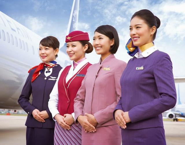 Pengalaman Pramugari China Airline