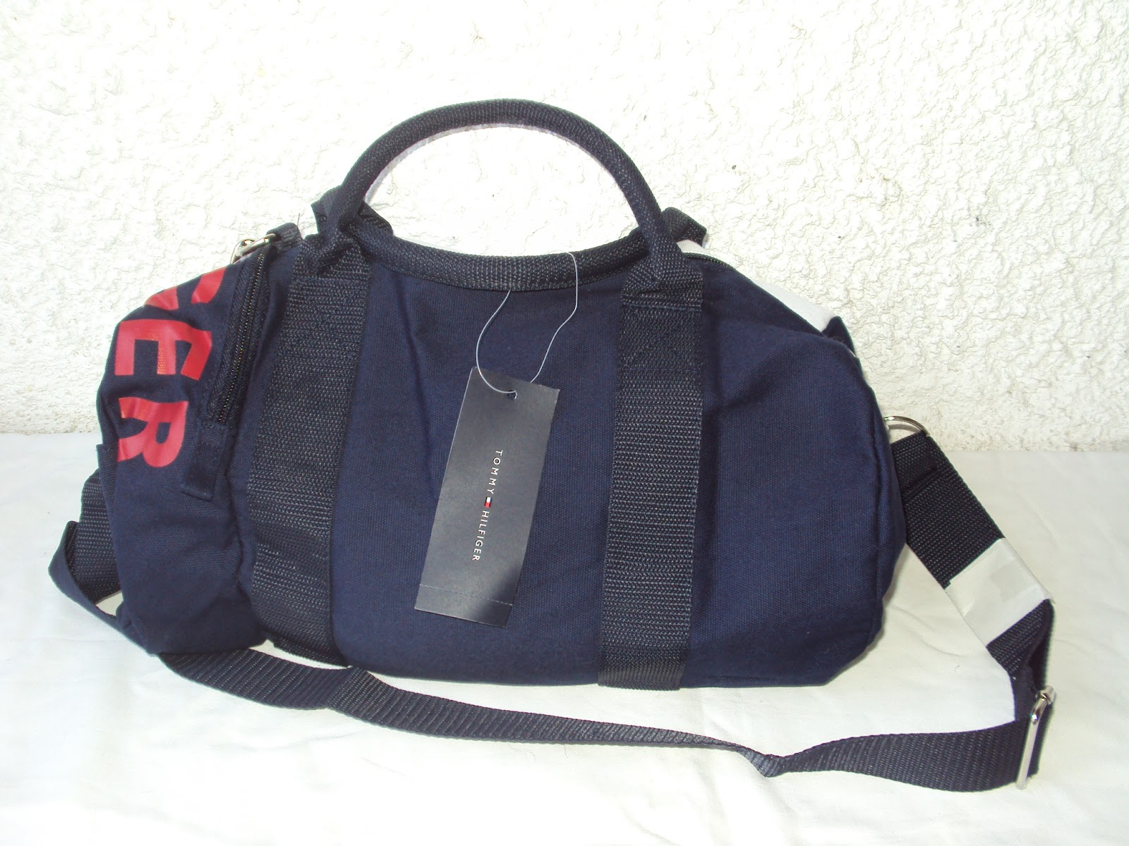 Bolsa Tommy Hilfiger Duffle Bag - Pronta Entrega  9ba582c9abc