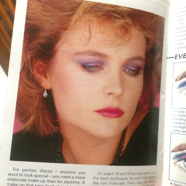 80s makeup  | Almost Posh