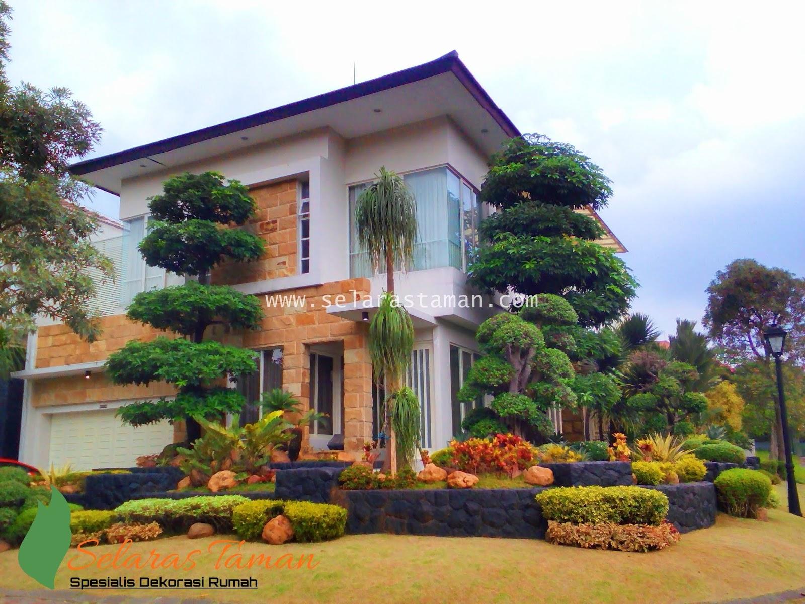 Tukang Taman Sidoarjo Jasa Pembuatan Taman Di Sidoarjo Selaras Taman Dekorasi Landscape