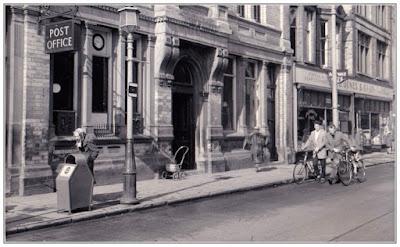 Avondale Cafe, E.B. Jones