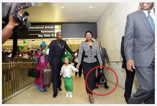 , Oh! Mrs Aisha Buhari's handbag worth $69,000?, Latest Nigeria News, Daily Devotionals & Celebrity Gossips - Chidispalace