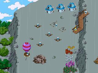 Smurfs Village / Il Villaggio dei Puffi montagna
