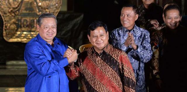 PKS Ingin Prabowo Segera Bertemu SBY