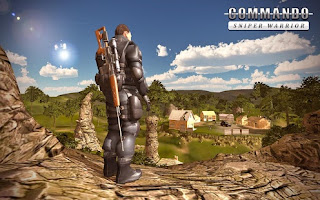 Download Sniper Ghost Commando Warrior