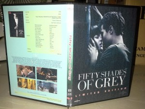 DVD Film Fifty Shades Of Gray Tanpa Sensor