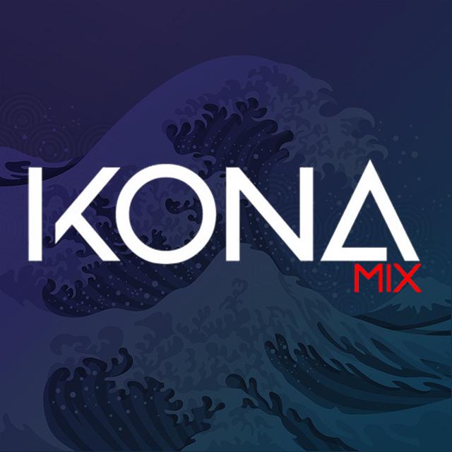 Imagen con el logotipo de DJ Konamix