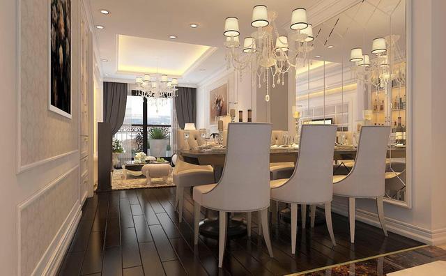 Thiết kế căn hộ Tứ Hiệp Plaza