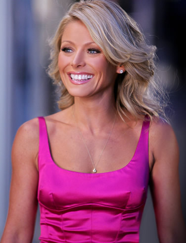 Workout Quotes Wallpaper Kelly Ripa Is Beautiful Reality Show 2012 Online News Icon