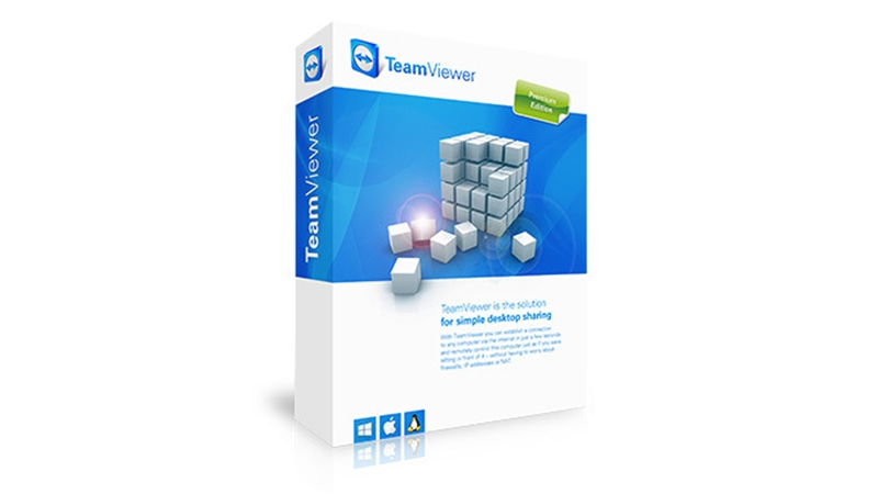 TeamViewer Premium 12.0.78716 poster box cover