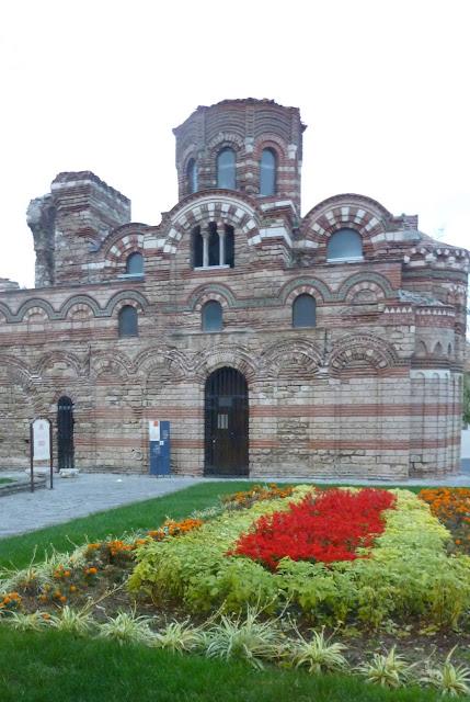 iglesia Cristo Pantocrátor