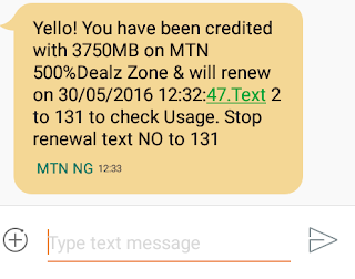 MTN-500%-Deal-activated