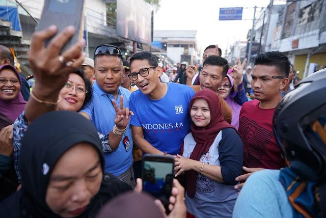 Hari Ini Sandiaga Kunjungi Pasar Tanjung Jember