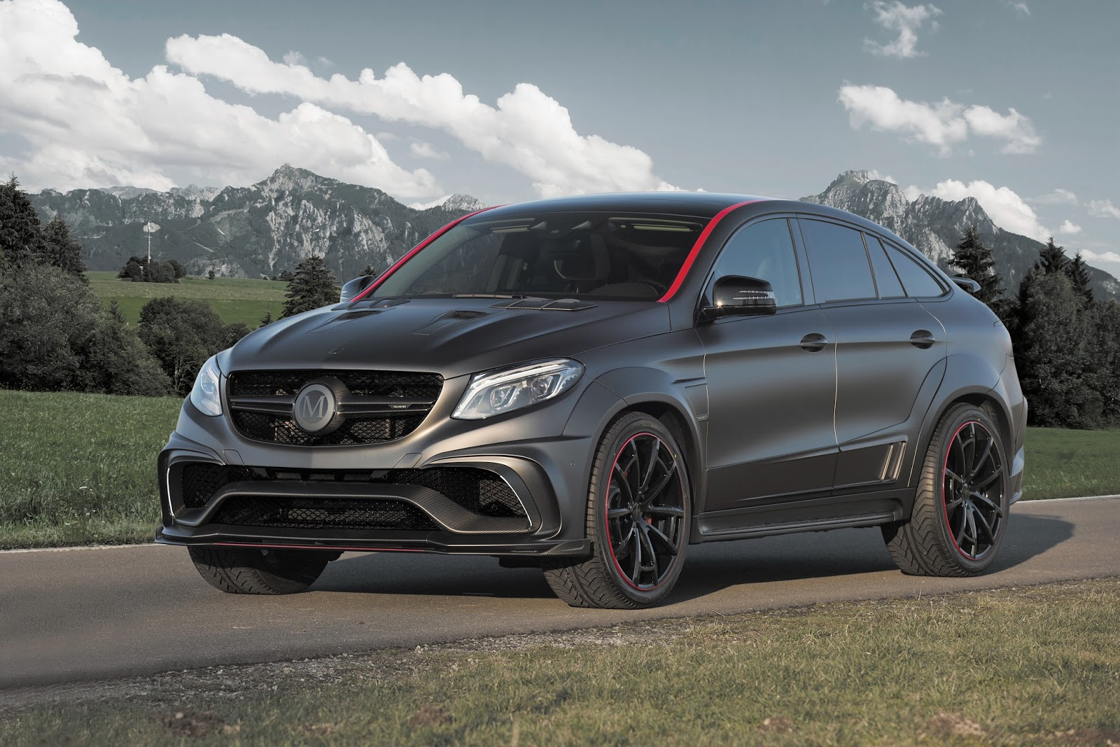 mercedes amg w292 gle 63 4matic coupe mansory benztuning. Black Bedroom Furniture Sets. Home Design Ideas