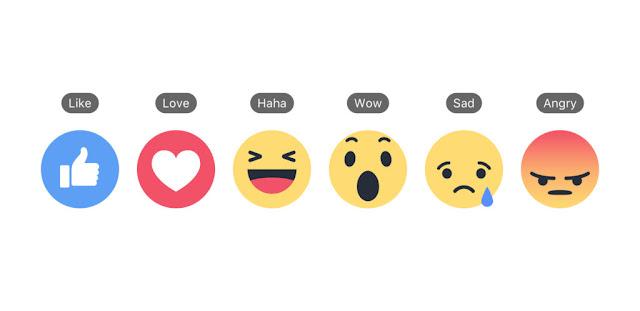 suatu postingan atau status orang lain dengan suka Cara Auto Reaction Facebook Terbaru 2021
