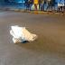 Acidente com vítima fatal na av Senhor do Bonfim na noite de domingo