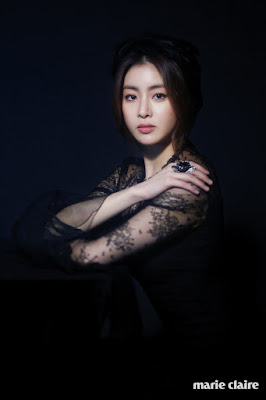 Kang Sora Marie Claire February 2016