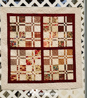 Lickety-Split quilt two