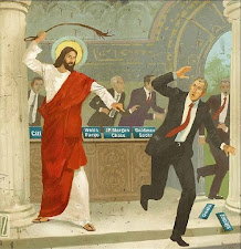 Jesus VS Wall St.