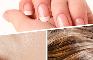 10 alimentos para cuidar piel, uñas y cabello