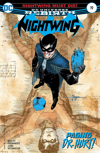 SPOILERS: Nightwing #19