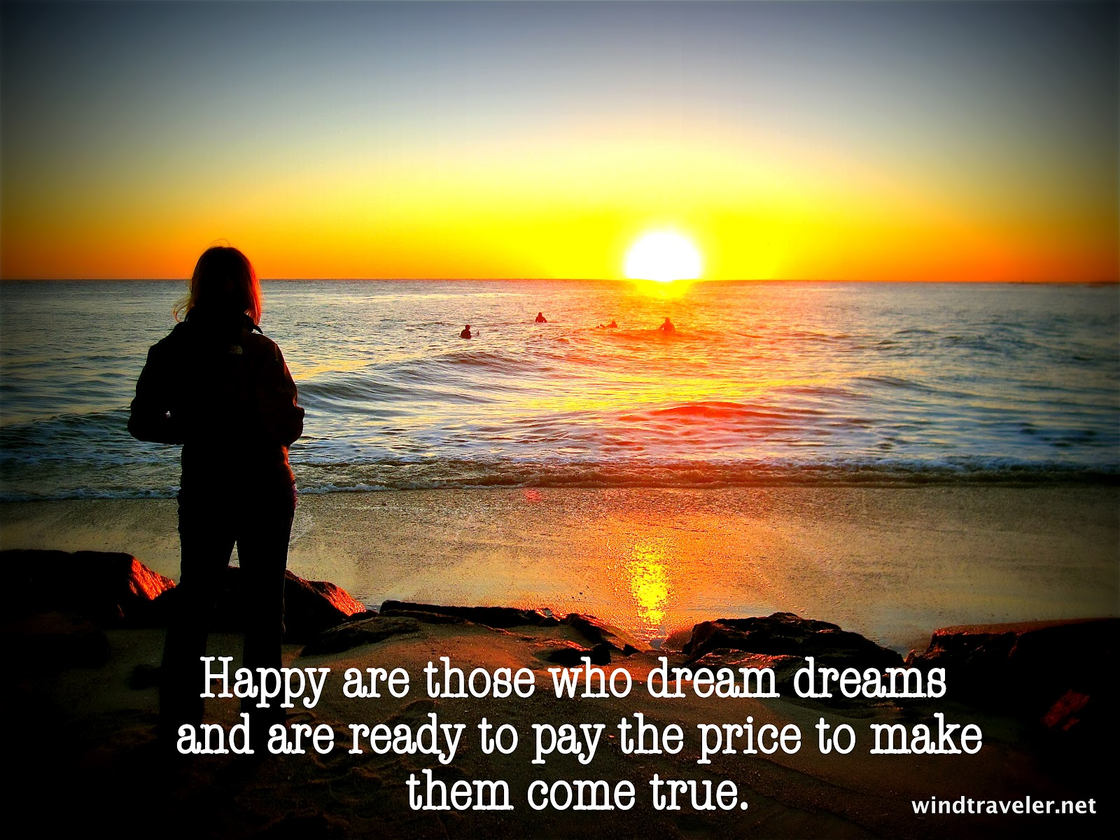 Windtraveler: Windtraveler: Happy Are Those Who Dream Dreams