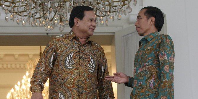 Ternyata Banyak Konstituen Parpol Pendukung Pemerintah Pilih Prabowo