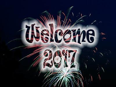 Welcome 2017 HD Photo
