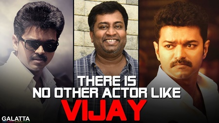 There is no other actor like Thalapathy Vijay – Editor Praveen KL