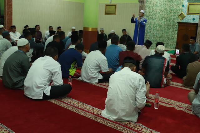 Brigif 20 Kostrad Peringati Isra Miraj Nabi Muhammad SAW