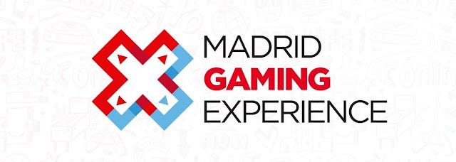 Anunciada la Madrid Gaming Experience 2017