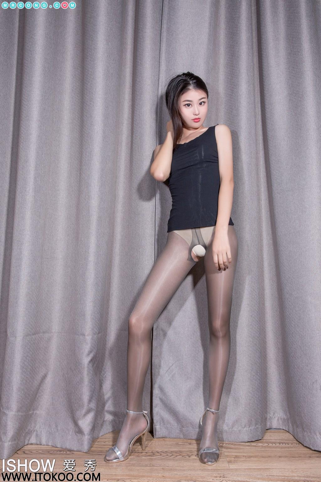 Image ISHOW-No.160-Liu-Yue-Fei-Phoebe-MrCong.com-006 in post ISHOW No.160: Người mẫu Liu Yue Fei (刘玥菲Phoebe) (31 ảnh)