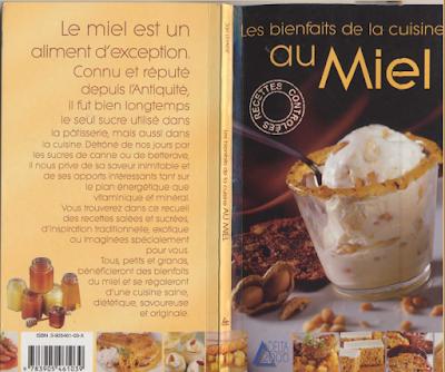 Télécharger Livre Gratuit Les bienfaits de la cuisine au miel pdf