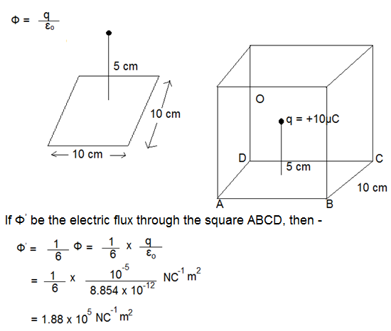 https://www.cbsencertsolution.com - Cbse Ncert Solutions of Class 12 Physics: Electric Charges and Fields textbook question 1.18