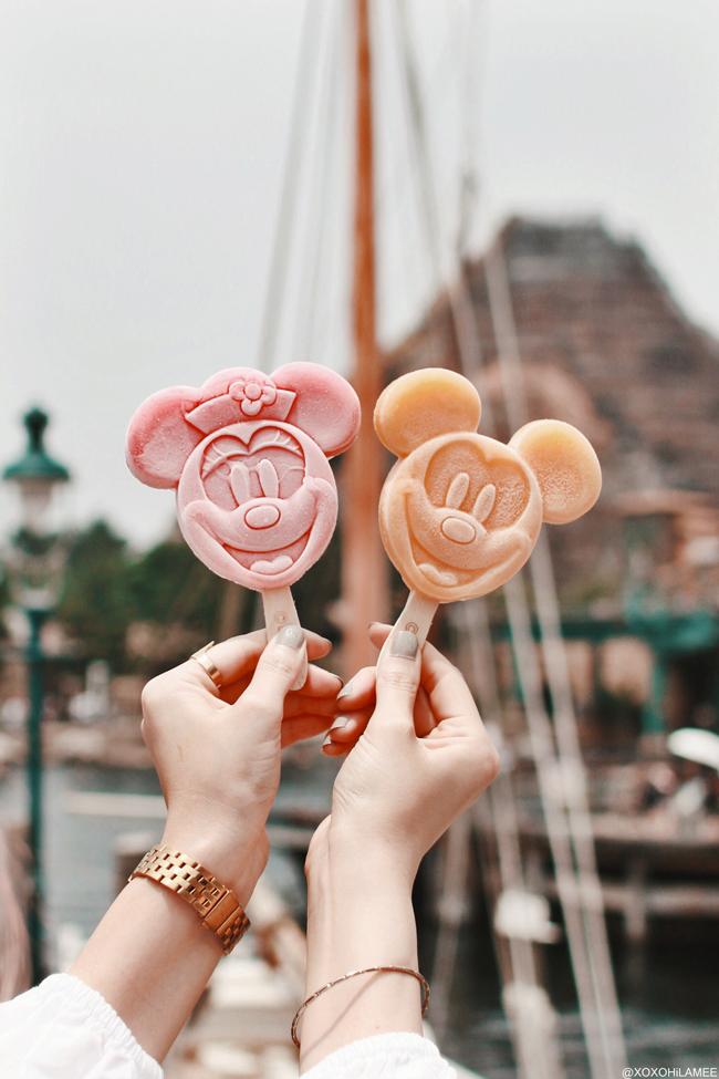 Japanese Fashion Blogger,MizuhoK, 2019,04-06 photo diary Tokyo Disney Sea