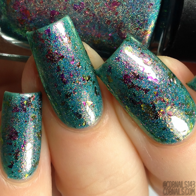 Lollipop Posse Lacquer-Such Tacky Little Hats